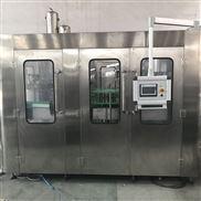 DCGF18-18-6-廠家直銷全自動玻璃瓶蘋果汁四旋蓋灌裝機