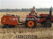 小麦秸秆捡拾打捆机价格