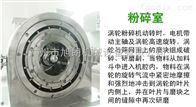 GN-20高效电动粉碎机/涡轮粉碎机厂家供应