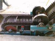 沧州大倾角带式输送机|裙边皮带机