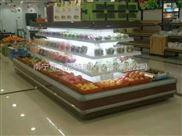 南宁飞尼特定做3米风幕柜水果柜饮料柜冷藏保鲜展示柜蛋糕柜