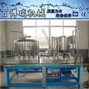 厂家供应6000瓶猴头菇植物饮料 易拉罐饮料生产线易拉罐封盖机BBR-1054
