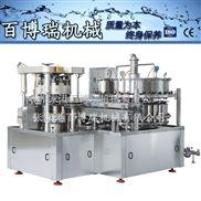猴头菇植物饮料小型易拉罐灌装机 全自动易拉罐灌装机BBR-1109