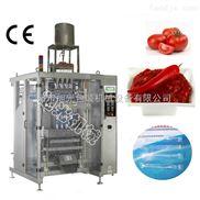 漱口水|果汁|果冻|蜂蜜 多排背封液体包装机、
