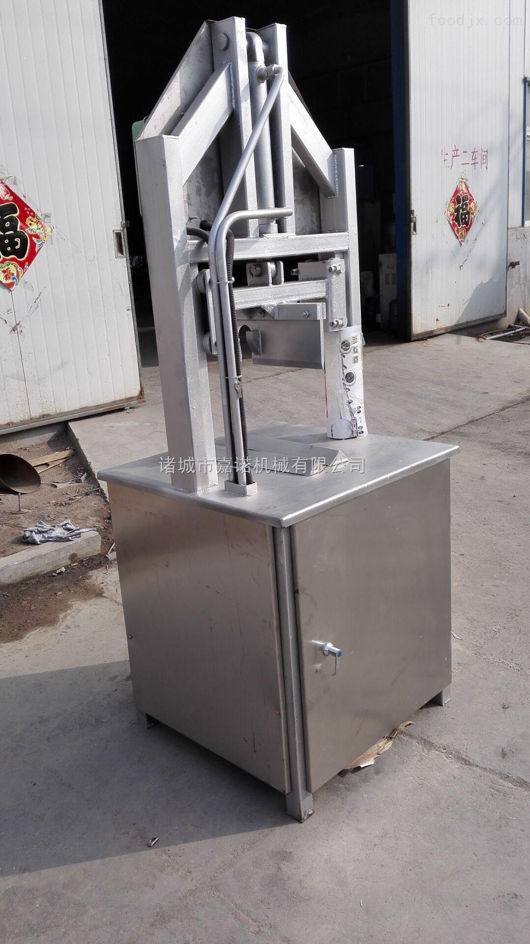 小型自动液压劈半机
