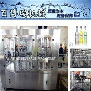果味调和酒三合一灌装机液体灌装生产线BBR-1218