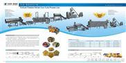 LT70人造黄金米生产线 人造大米膨化机械 人造米膨化设备