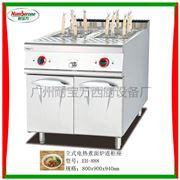 EH-888立式电热煮面炉连柜座/汤粉炉