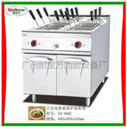 EH-888C立式电热煮面炉连柜座