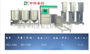 DG-2-武汉小型豆腐干机 半自动豆干设备厂家直销 中科圣创技术支持 终生服务