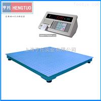 2吨电子地磅带打印 杭州1t电子地磅带打印热敏纸
