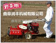 葱姜种植开沟培土机 手扶开沟扶拢机 田园管理机价格