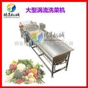 连续式蔬菜洗菜机用途
