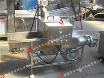 郑州隧道式猪排上粉机免费教学