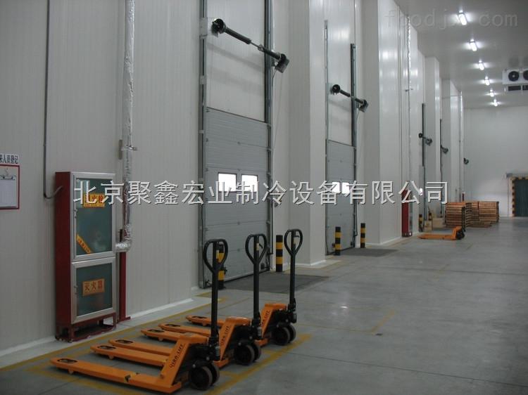 北京大型冷库安装特点
