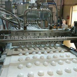 HQ-400/600棉花糖浇注生产线 自动棉花糖浇注成型机 大型棉花糖生产设备