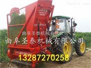 秸秆回收型玉米收获机 玉米秸秆回收机