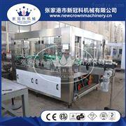 YFGF12-12-4厂家供应百威啤酒灌装生产线易拉罐啤酒灌装机