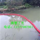 河道20公分拦污浮筒 可拦船警示作用