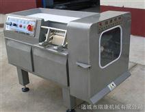 不銹鋼自動凍肉切丁機