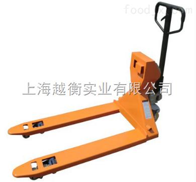 YCS-SSEX 0.5T-3T工业本安防爆不锈钢电子叉车秤