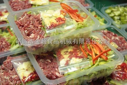 鲜香菇复合气调包装机