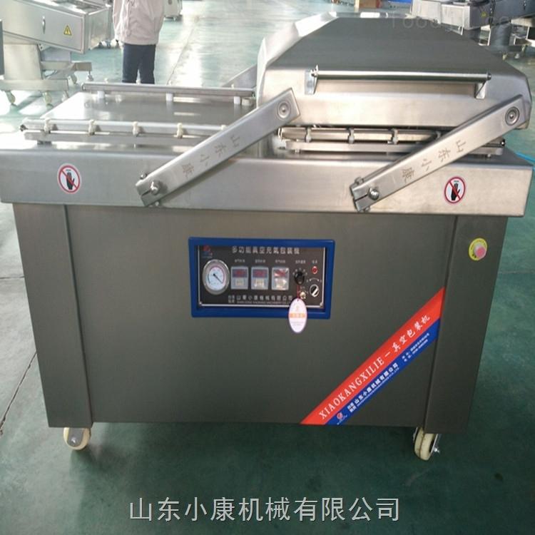 小型充气式食品包装机