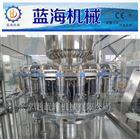 全自动不锈钢果汁果粒饮料热灌装机组生产流水线