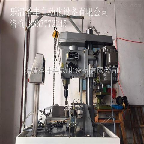 自动攻丝机 立式自动钻孔攻牙机床 数控电动攻丝机定制 温州