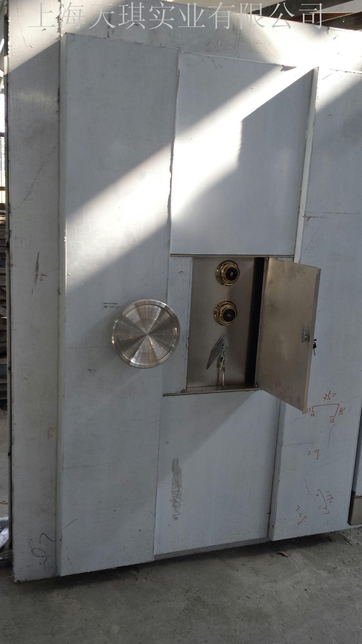 安装全钢金库门有哪些讲究