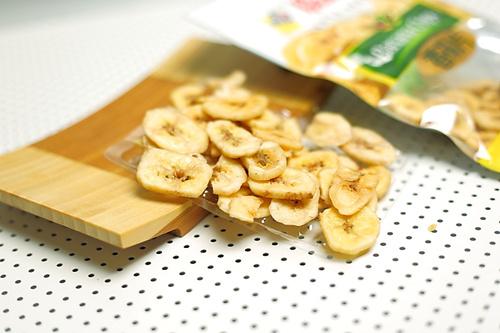 香蕉脆片-解决 蕉急 问题 深加工成必由之路