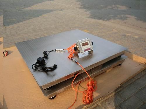 1000公斤不锈钢地磅