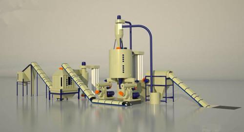 木屑(生物质)颗粒机结构图_木屑颗粒机造粒机_多少钱