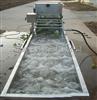 果蔬鼓浪水浴式清洗机
