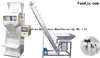 QD-5KCapsule/granule weighting packing machine